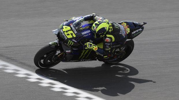 Rossi Masih Belum Menyerah Jelang MotoGP Belanda 2019