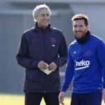 Harapan Messi kepada Pelatih Baru Barcelona