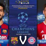 Munchen VS Barcelona Malam Ini Berikut Prediksinya