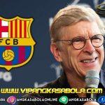 Barcelona Ditolak Arsene Wenger