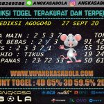 PREDIKSI TOGEL AGOGO4D 27 September 2020