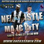 Prediksi Bola Newcastle VS MAN CITY